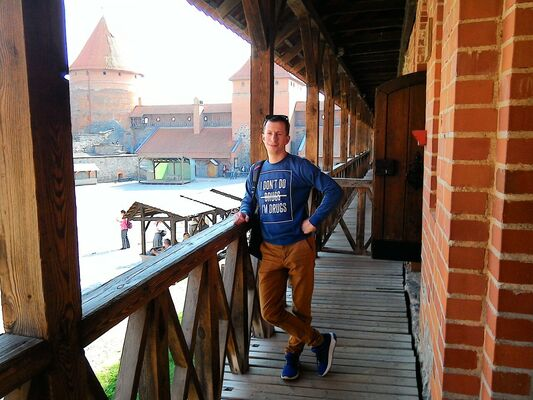Фото мужчины Алексей, Клайпеда, Литва, 31