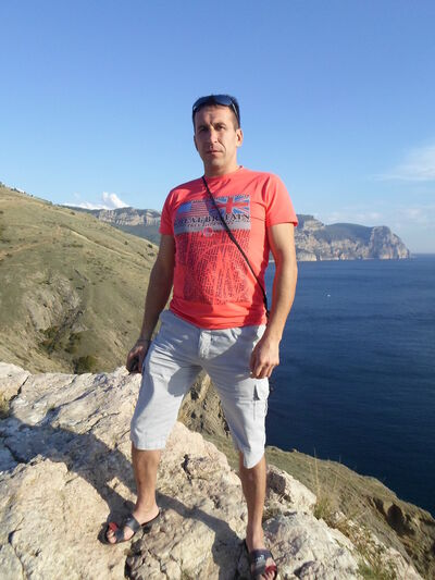 Фото мужчины Андрей, Череповец, Россия, 40