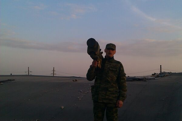Фото мужчины андрей, Первомайское, Россия, 35