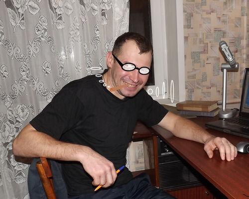 Фото мужчины Блик, Красный Кут, Россия, 36