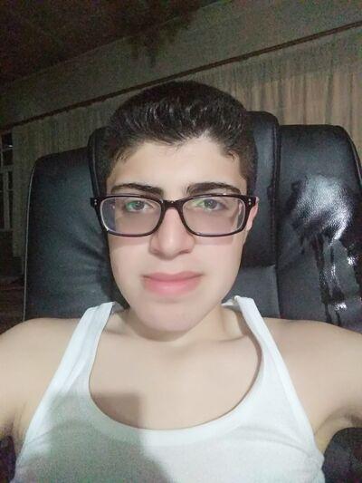 Фото мужчины Ибрагим, Баку, Азербайджан, 20