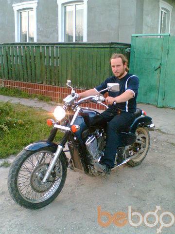Фото мужчины байкер, Донецк, Украина, 28