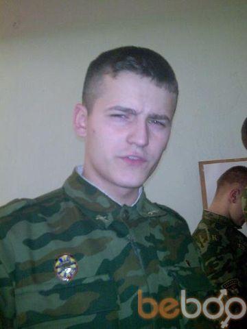 Фото мужчины chevy, Минск, Беларусь, 26